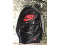 Nike air rucksack ideal for back to school