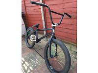 Vandals LTD Edition Rasta BMX bike