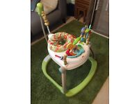 Fisher Price foldable Jumperoo. Jump to it.