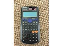 Scientific calculator casio