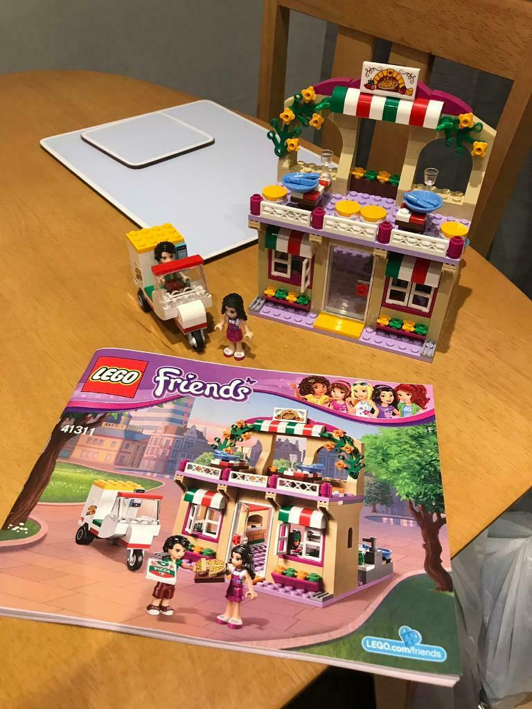 Lego Friends Heartlake Pizzeria In Alvaston Derbyshire Gumtree