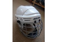 Ice Hockey Kit barely used - Helmet, Shoulder pads, elbow pads, shin pads, shorts
