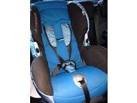 Maxicosi isofix car seat 9-18kg