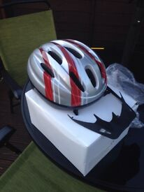 Cycle helmets brand new boxed bargain