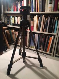 "BARGAIN! - Hama ""Star 61 Camera Tripod"" incl. Carrying Bag - Black"