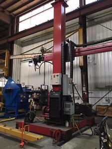 LINCOLN Subarc Welding Manipulator System