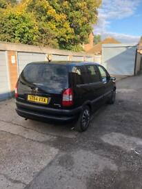 Vauxhall zafira 1.6. Like new