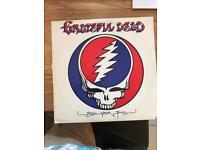 Grateful dead- steal your face(double vinyl album