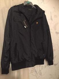 Lyle & Scott Jacket new with Tags