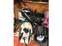 Baby pushchair in very good condition.