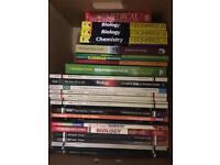 Medical Study Textbooks