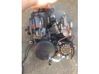 Honda cr500 1985 motor and running gear