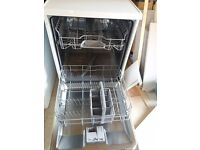 Bosch Dishwasher, 1 year old, time delay and eco function