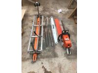 Chainsaw mill including Stihl MS880 saw *PRICE REVISED*
