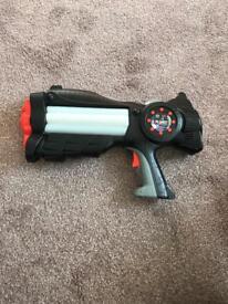 Toy laser gun