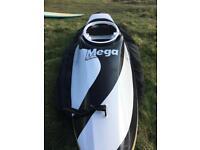 Mega Neutron surf kayak