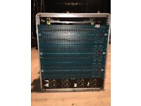 3x dual BSS Graphics with patch bay and rack *MAKE AN OFFER*