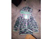 Mini boden fleece jacket 5-6yr