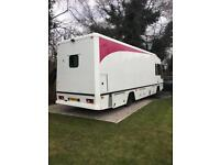 Leyland DAF Converted Library Bus Motorhome Camper