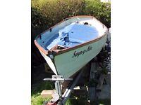 Drascombe Dabber, Sailing Boat.