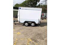 Loadlugger box trailer