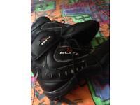 Blitz motorcycle boots size 42/8