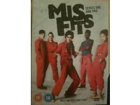 Misfits series one and two