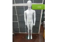 Female Display Mannequins for bargain Shopfitting after closing local store.