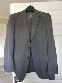 Men's Grey Suit (Jack Reid)