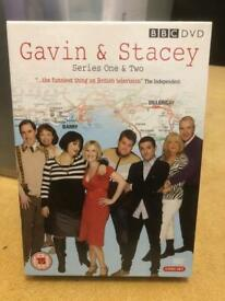 Gavin and Stacey series 1 and 2. Brand new