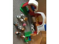 Used, Fisher Price baby farm with animals!!!!!!!!!!!!! £15 for sale  Leith, Edinburgh