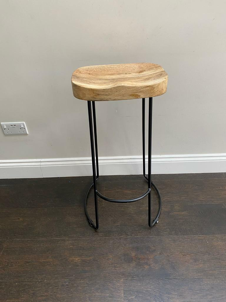 Picture of: Industrial Style Bar Stools In Clapham London Gumtree