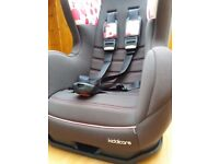 Car seat 5 point harness