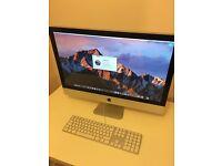 Apple iMac (27-inch, Mid 2011) 24 GB RAM / 1 TB HD / 2.7 GHz Intel Core i5