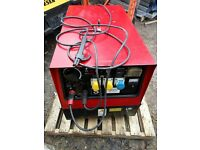 MOSA TS200sx welder generator 200AMP with leads only 1173 hours welding