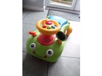 Baby / Toddler Walker come ride on Car