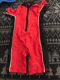 Beach / outside sun suit aged 2-3 years.