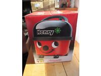 Henry Numatic Vacuum Cleaner - Brand new, Boxed & Unopened