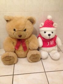 2No Teddy Bears