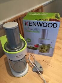 Kenwood spirelizer - As new condition - healthy living