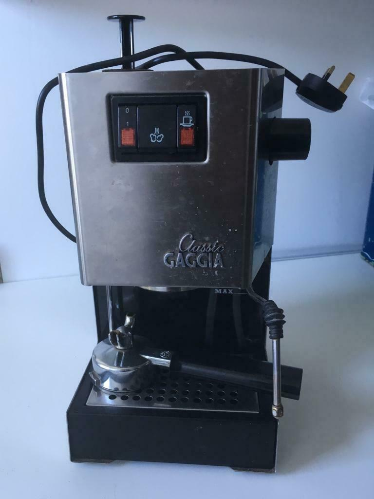 Coffee Machine And Coffee Grinder Collection Only In