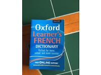 Oxford Learners French Dictionary