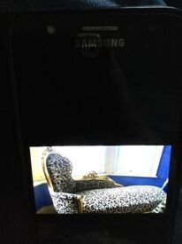 Leopard skin fabric print chaise long