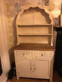 Boho painted dresser