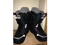 Snowboard boots Burton UK 10.5