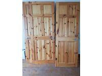 10 x Internal Doors