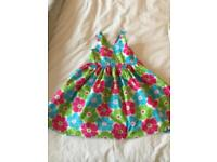 4 dresses Joules and Gymboree
