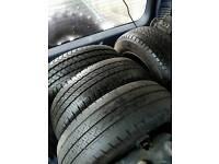 Transit tyres