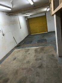 Industrial Unit - Warehouse - Wood Green - For Garage or Carpentry Shop - 650 Squere Feet