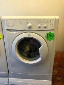 *** Indesit 6kg 1400spin A+ washing machine***Free Delivery**Fitting**Removal